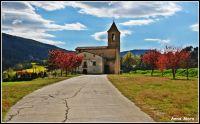 Sant Cristòfol de Vespella - Osona