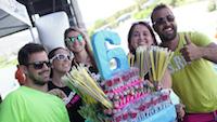 Festa 6è aniversari Illa Fantasia