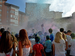 Holi Color Party Vic