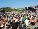 Fotiquis CanetRock 014 Cada vegada més gent s'aplegava al Pla d'en Sala!