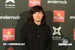 Gala dels Premis Enderrock 2014 Joana Serrat