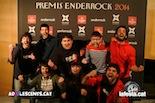 Gala dels Premis Enderrock 2014 Txarango
