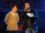 Gala Final Teen Star 3 Manel Navarro i Ernest Codina