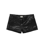 9 shorts d'hivern guapíssims El short de cuir. Pepe Jeans.