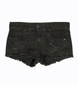 9 shorts d'hivern guapíssims Short de motera estripat ·Zara·