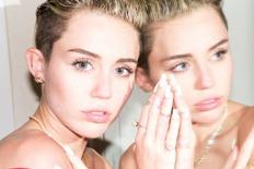 Sessió fotogràfica de Miley Cyrus pel fotògraf Terry Richardson