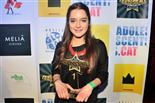 Gala final de la 1a edició de TeenStar Ariadna Bonet, guanyadora de la 1a edició de Teen Star