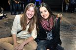 Gala final de la 1a edició de TeenStar Ariadna Bonet i la seva millor amiga