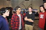 Gala final de la 1a edició de TeenStar Els NBKY comentant la jugada