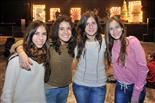 Gala final de la 1a edició de TeenStar Andrea Menal, Aura Moreno, Queralt i Ivette