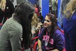 Gala final de la 1a edició de TeenStar Ara maquillen la Vero Montero