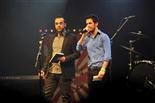 Gala final de la 1a edició de TeenStar Ernest Codina i Roger Carandell donen entrada a les actuacions