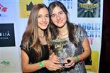 Gala final de la 1a edició de TeenStar La Queralt i l'Ivette mostren el 3r premi