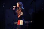 Gala final de la 1a edició de TeenStar Andrea Menal versionant \