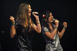 Gala final de la 1a edició de TeenStar La Queralt i l'Ivette versionant Leona Lewis!