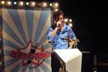 Gala final de la 1a edició de TeenStar En Carandell a punt de fer l'entrega dels guardons