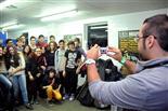 Gala final de la 1a edició de TeenStar Ernest Codina tira una foto pel record dels finalistes!