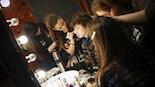 Fotos GALA FINAL Teen Star 2 Les noies de THUYA treballant de valent