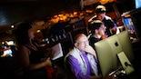 Fotos GALA FINAL Teen Star 2 Els companys de Canal Català TV treballant per enregistrar la gala