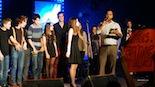 Fotos GALA FINAL Teen Star 2 Ariadna Bonet + finalistes + Ernest Codina