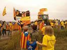 Arbúcies a la Via Catalana Tram 550