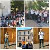 Ofrenes florals i actes institucionals Diada Nacional de Catalunya al Baix Montseny Sant Esteve de Palautordera