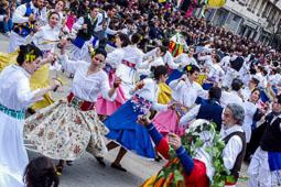 Ball de Gitanes 2015 a Sant Esteve de Palautordera