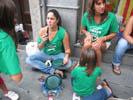 Carrers engalanats Festa major de Sant Celoni 2012