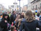 Diada de Sant Jordi a Sant Celoni, 2012