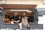 Paradetes de les Colles de Senys i Negres Festa major 2012