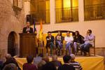Final de campanya municipals 2015 al Baix Montseny ERC Breda