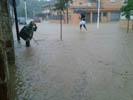 Inundacions a Riells i Viabrea i Breda Riells i Viabrea