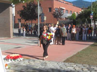 Ofrena floral 2017 Sant Celoni