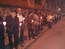 Processó del Silenci de Sant Celoni, 2014