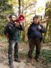 Manifestació de la Coordinadora per a la Salvaguarda del Montseny Roser Pagès