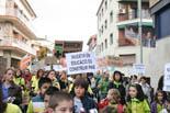 Manifestació del CEIP Soler de Vilardell