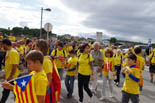 Via Catalana trams 681 - 682 - 683 Llers