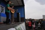 Manifestació Vinaròs contra el projecte Castor Manifestació Envoltem el Castor a Vinaròs en contra del projecte de gas.