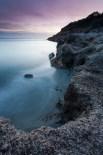 Concurs Fotografia Paisatgística Terres de l'Ebre 2n. Premi L'Ametlla de Mar.'Costa verge', de Fidel Margalef, l'Ametlla de Mar.