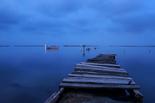Concurs Fotografia Paisatgística Terres de l'Ebre 3r. Premi Terres de l'Ebre. 'L'Embarcador', d'Àngel Martí, l'Ametlla de Mar.