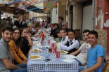 Amposta viu la festa del Mercat a la Plaça