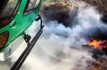 L'incendi de les muntanyes de Tivissa