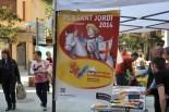 Els colors de Sant Jordi a les Terres de l'Ebre