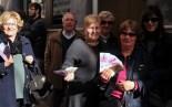 Marxa fúnebre a Alcanar contra la indemnització al Castor
