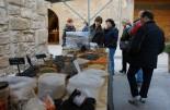 El mercat d'artesania de la Passió de Vilalba