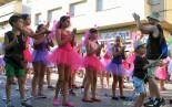 Espectacular desfilada de carrosses i Coso Iris a La Ràpita