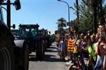 Mobilització a la Ràpita en la jornada d'aturada general
