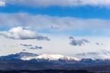 Paisatge i meteorologia de novembre al Ripollès El Pirineu nevat, des d'Osona (15 de novembre). Foto: Josep Maria Costa