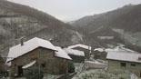 Paisatge i meteorologia de novembre al Ripollès Enfarinada a Espinavell (21 de novembre). Foto: Eva Martínez-Picó/Can Jordi