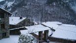 Paisatge i meteorologia de novembre al Ripollès Setcases, després de la nevada (30 de novembre). Foto: Robert Blasco